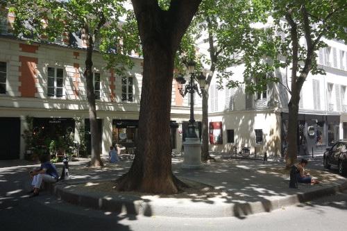 Photo of rue de Furstenberg to illustrate the Saint-Germain-des-Prés guided tour in Paris, France